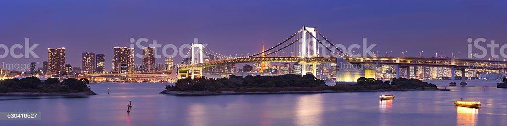 Токио.Радужный мост. Обсуждение на LiveInternet - Российский ... | 256x1024