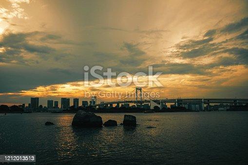 928415496 istock photo Tokyo Skyline 1212013513