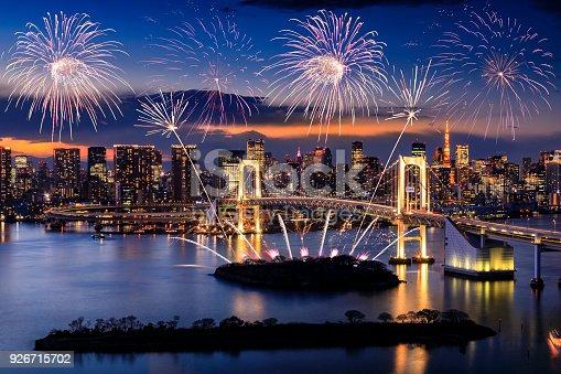 928415496 istock photo Tokyo Skyline 926715702