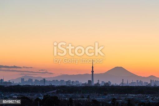 1131743616 istock photo Tokyo Skytree 834962740