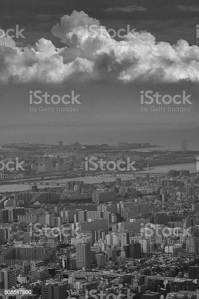 Tokyo View Stock Photo - Download Image Now