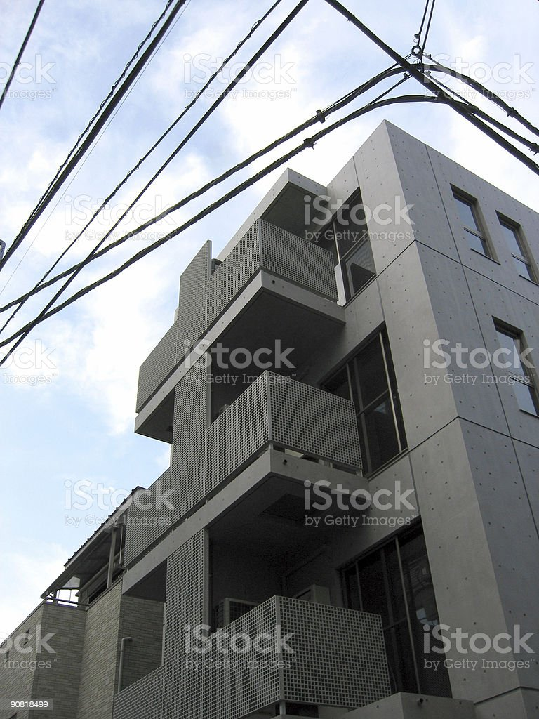 TokyoBlock royalty-free stock photo