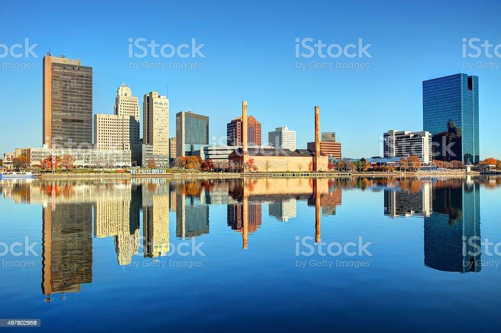 Toledo, Ohio stock photo
