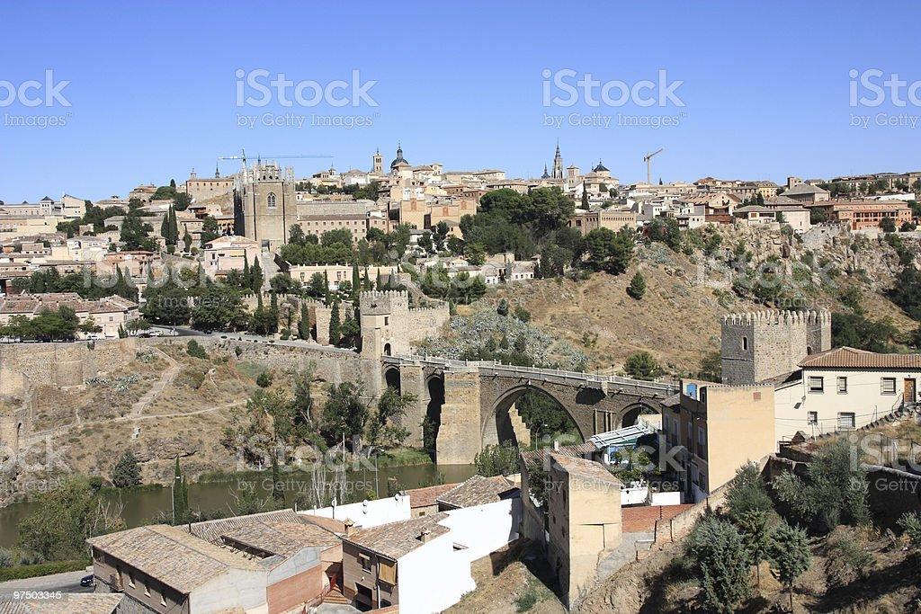 Toledo royalty-free stock photo