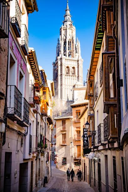 Toledo, Spanien. – Foto