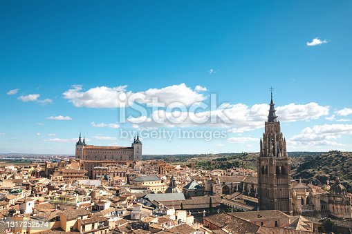 istock Toledo, Spain 1317252574