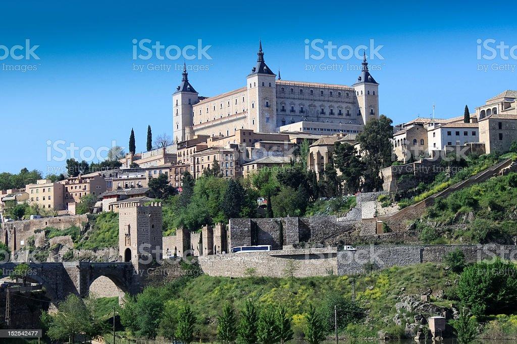 Toledo - Spain stock photo