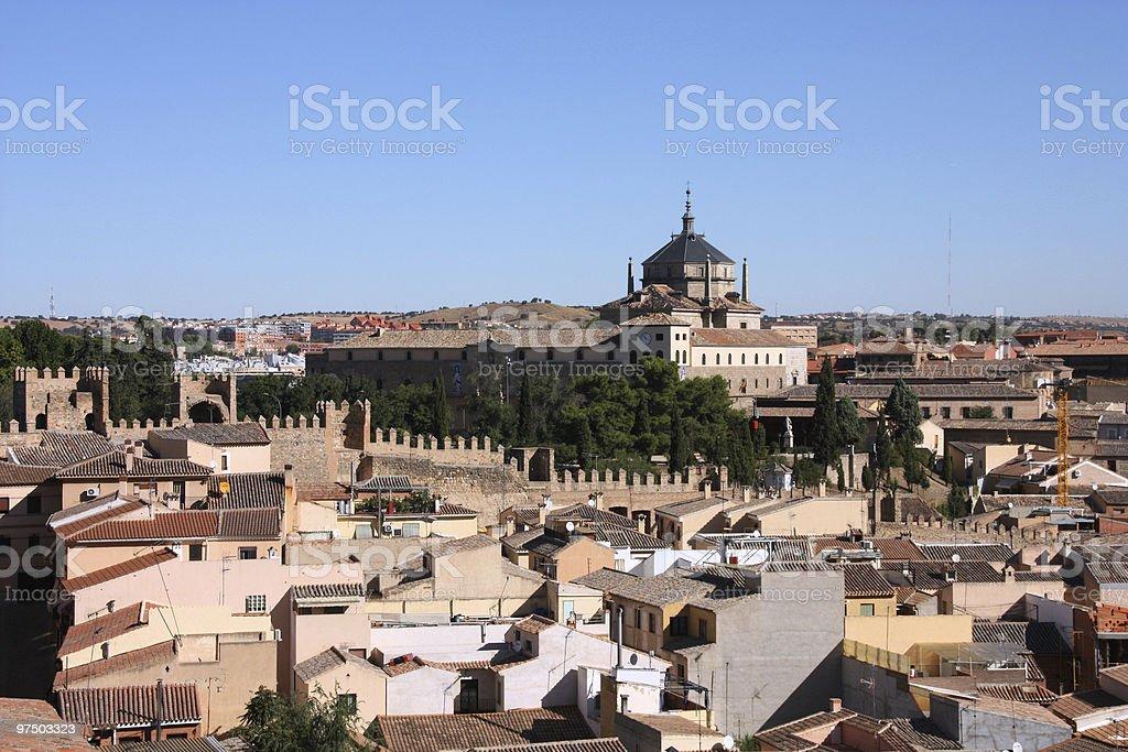Toledo, Spain royalty-free stock photo