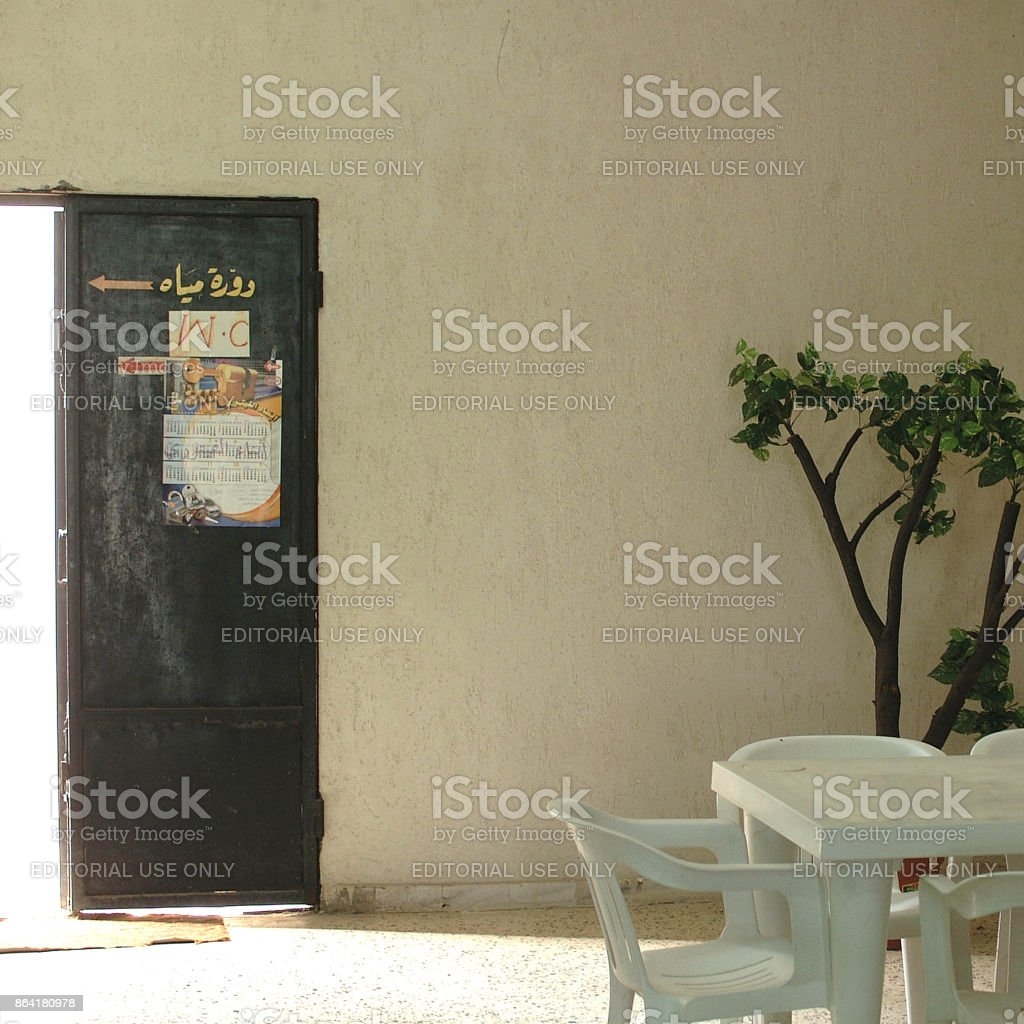 Tolemaide, Libya royalty-free stock photo