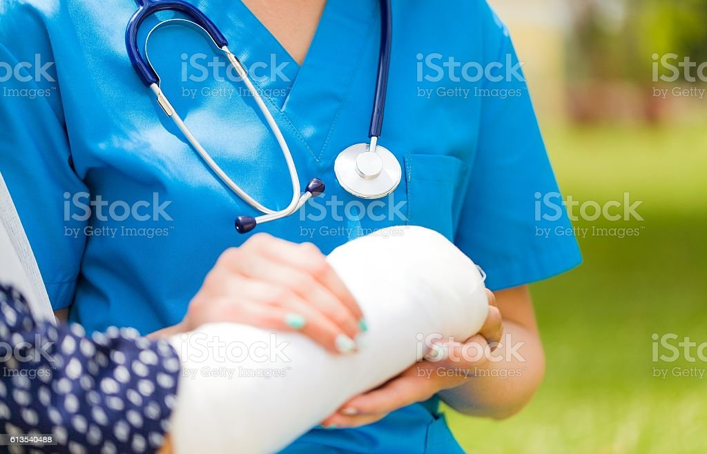 Tolerance helps in recovery stock photo