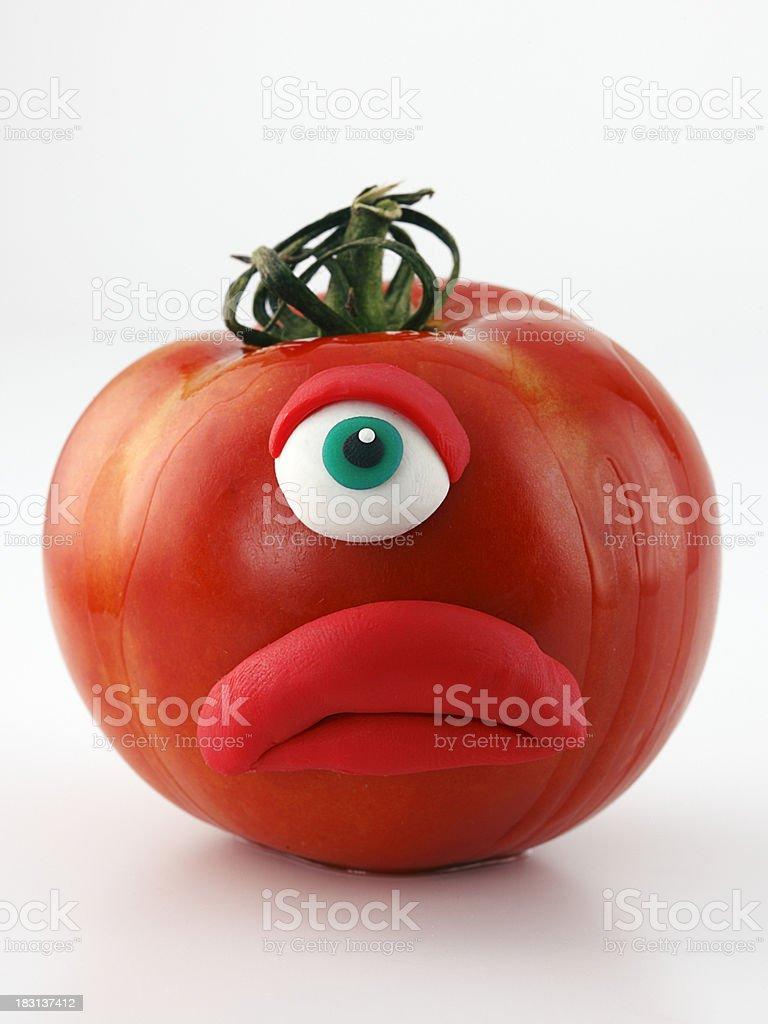 Tomato Monster royalty-free stock photo