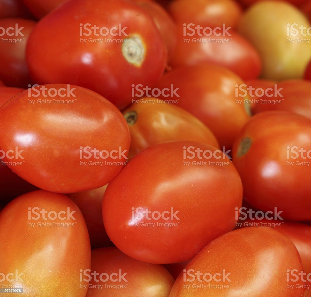 tomato on sale royalty-free stock photo