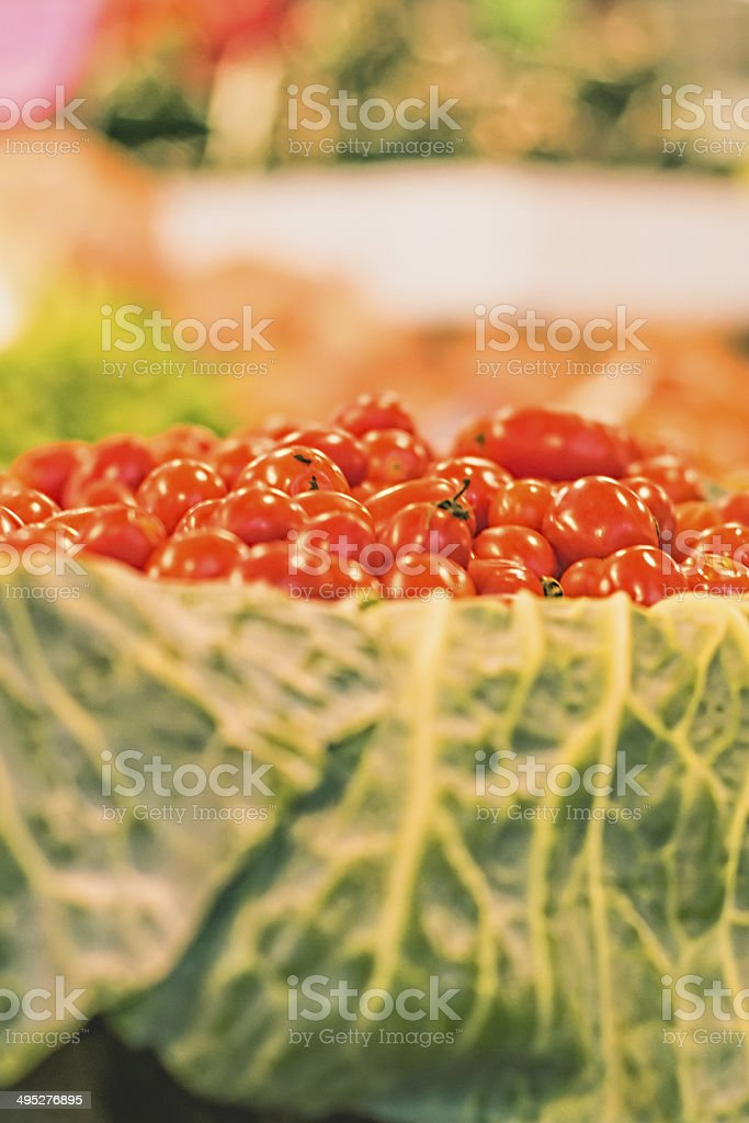 Tomato pile royalty-free stock photo