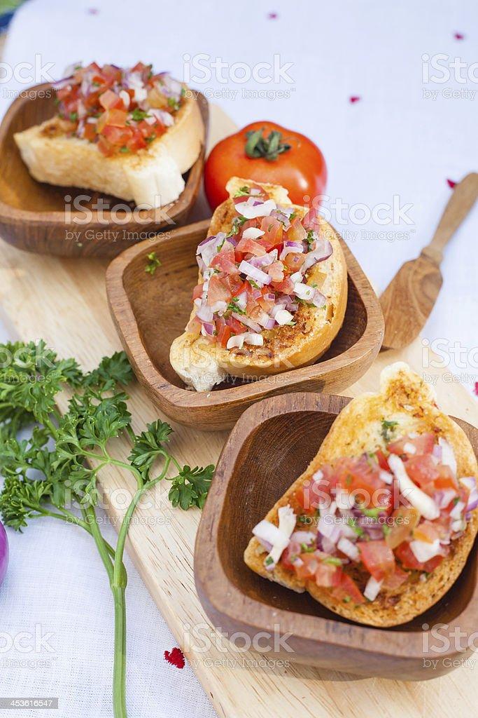 Tomato Salad royalty-free stock photo