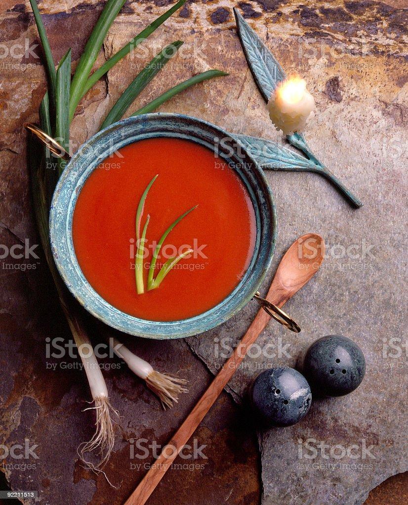 Tomato Soup stock photo