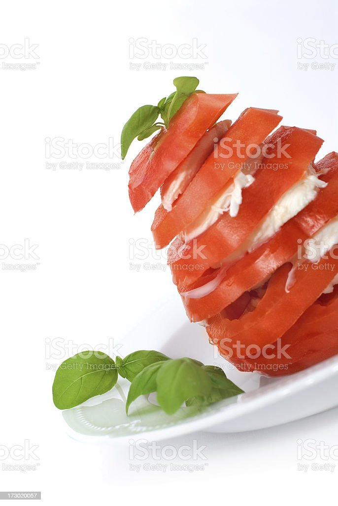 Tomato Tower I royalty-free stock photo