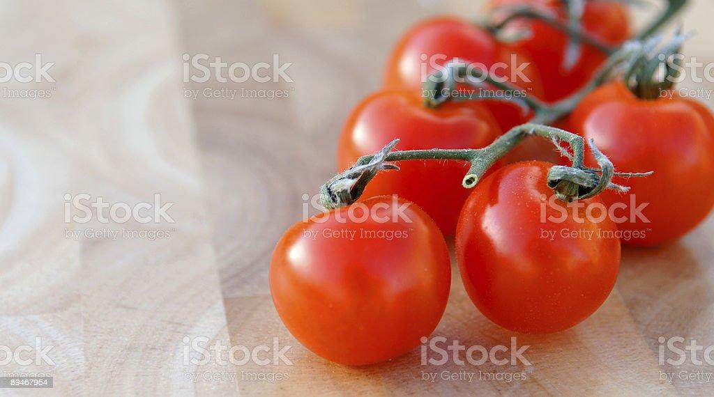 Tomato Vine royalty-free stock photo