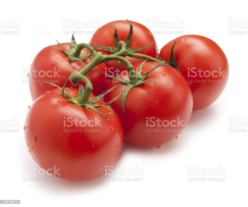 Tomaten auf der vine – Foto