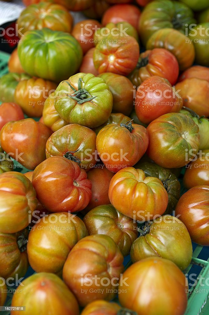 Tomatoes. royalty-free stock photo