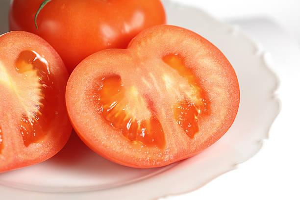 tomatoes #2 stock photo