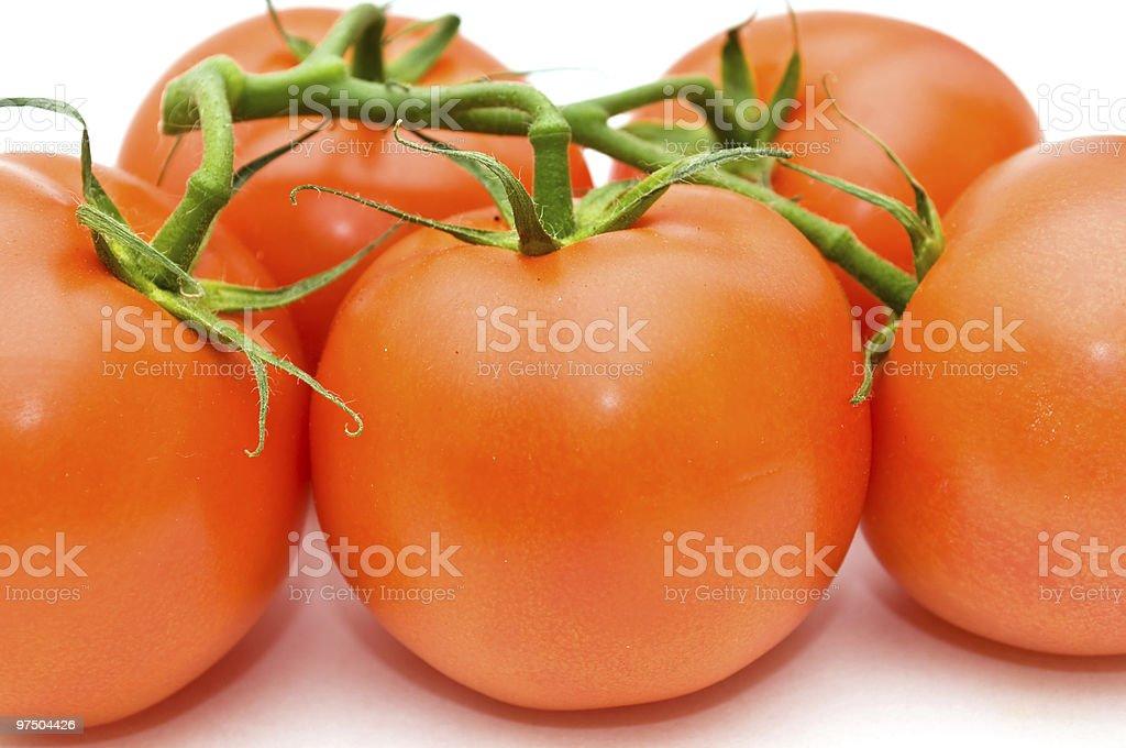 Tomatoes. royalty-free stock photo