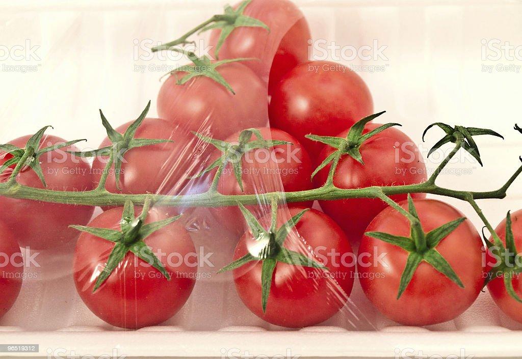 Tomatos pack royalty-free stock photo