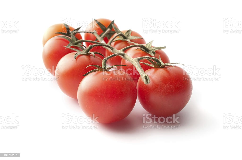 Tomatos royalty-free stock photo