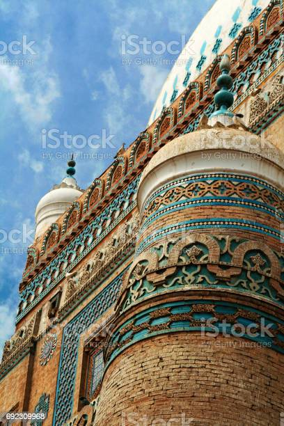 Tomb of Shah Rukn e Alam - Multan, Pakistan.