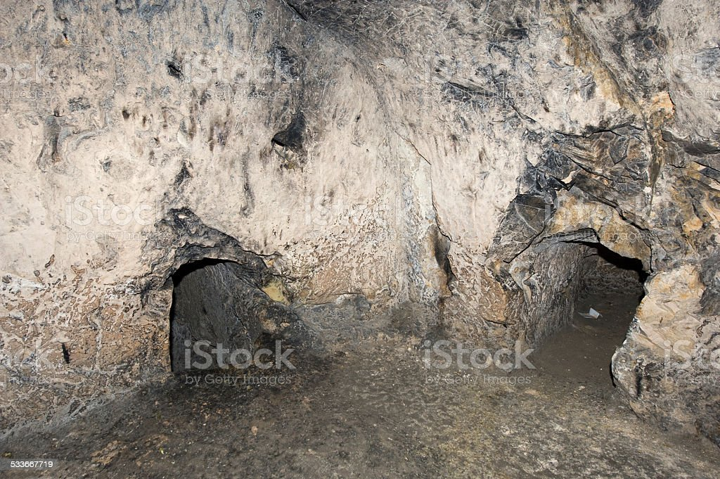 Tomb of the prophets stock photo