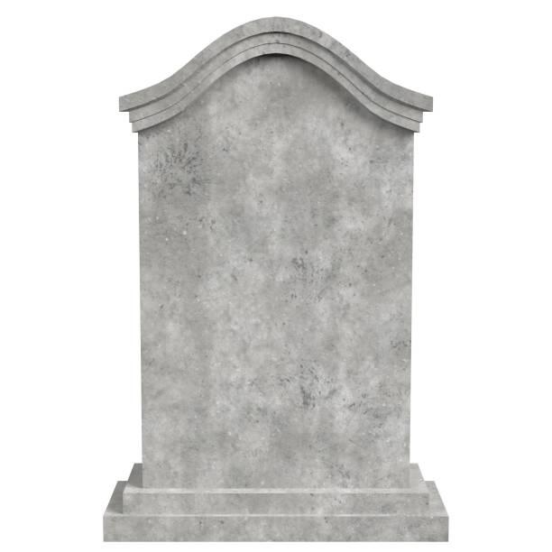 Tombstone 3 - foto stock