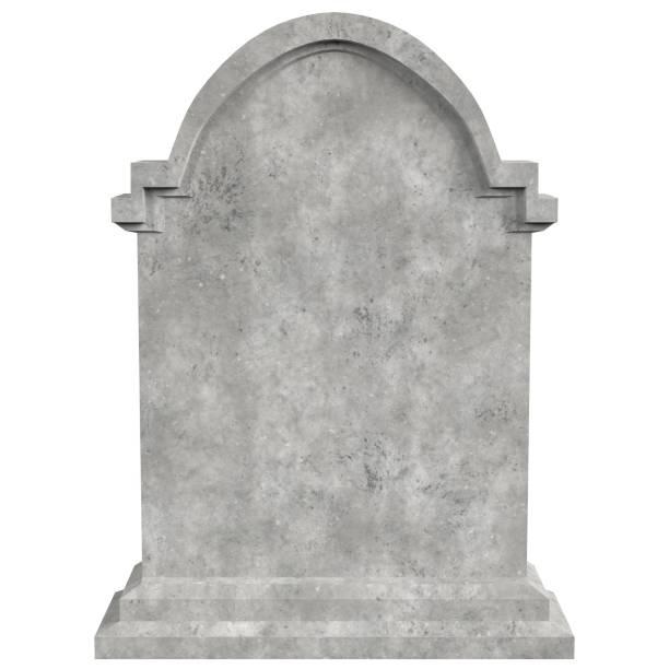 Tombstone 4 - foto stock