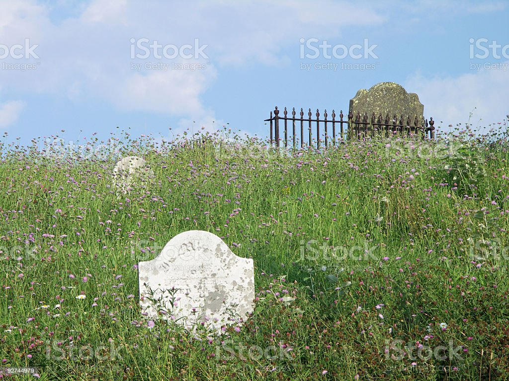 tombstone royalty-free stock photo
