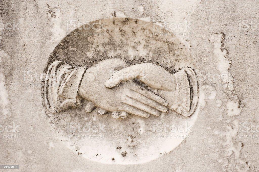 tombstone symbol royalty-free stock photo