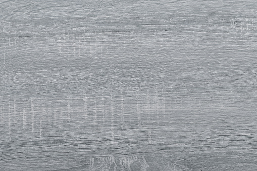 Toned wood photo close-up. Gray background for layouts.