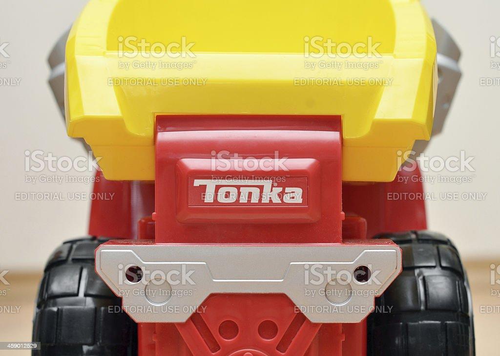 Tonka royalty-free stock photo