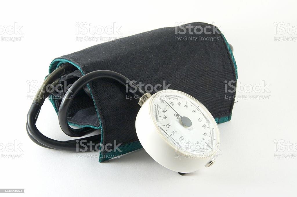 Tonometer royalty-free stock photo
