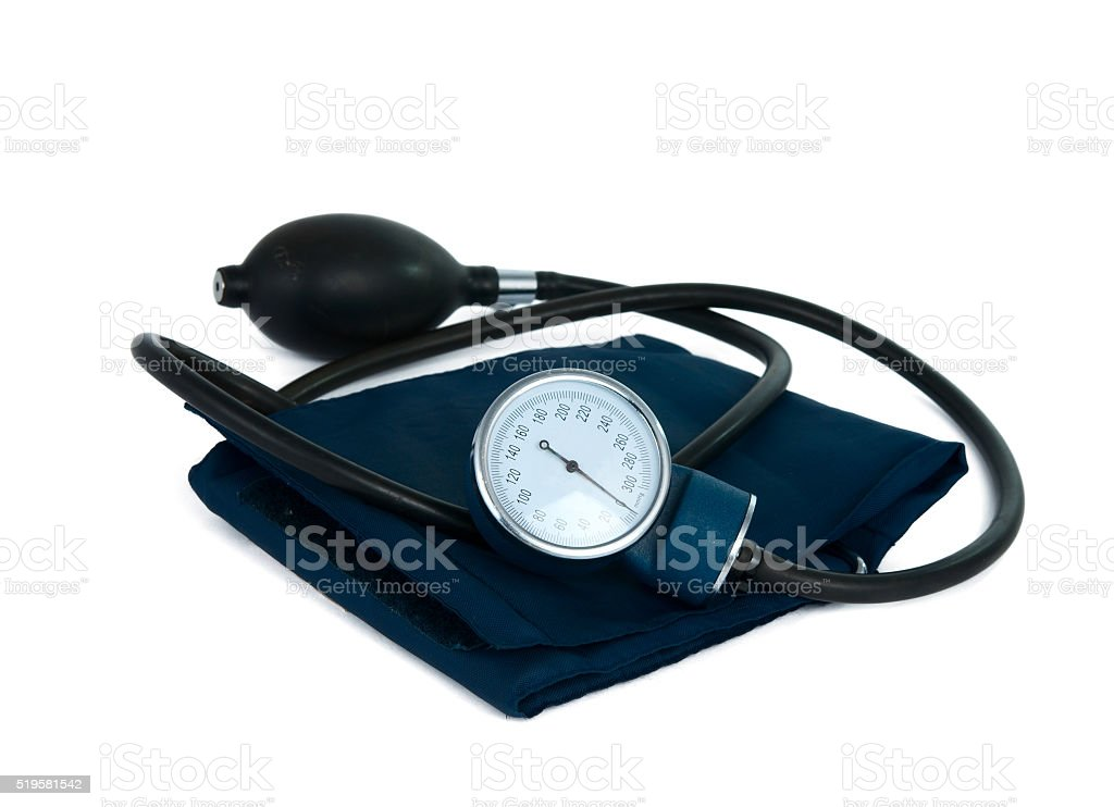 tonometer stock photo