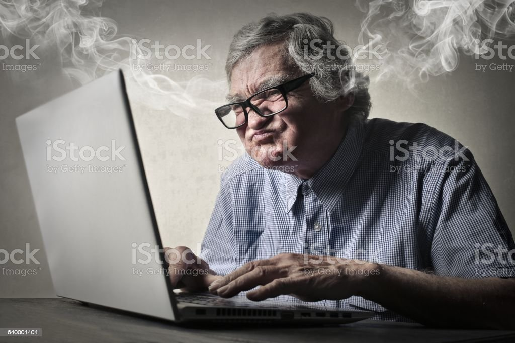 Too difficult stock photo