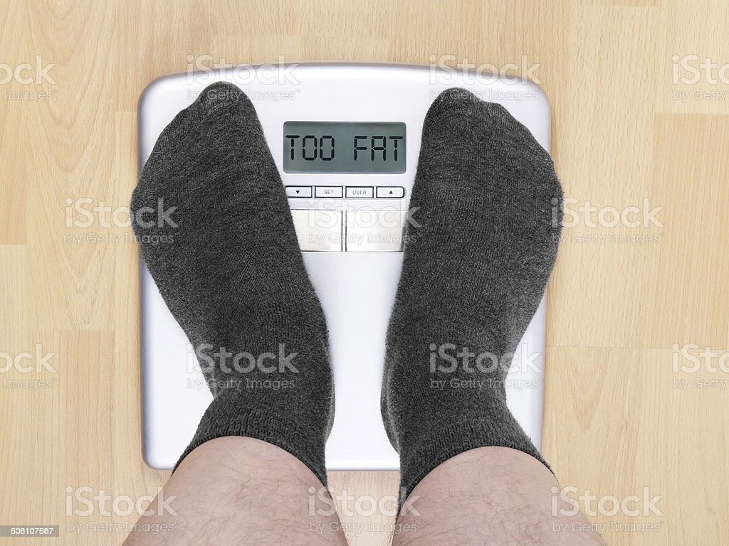 Zu Fett – Foto
