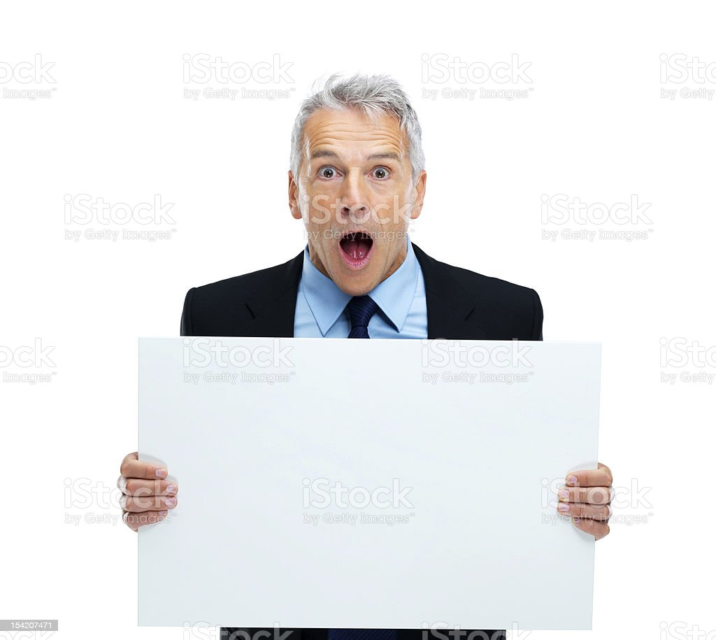 Too good to be true! royalty-free stock photo