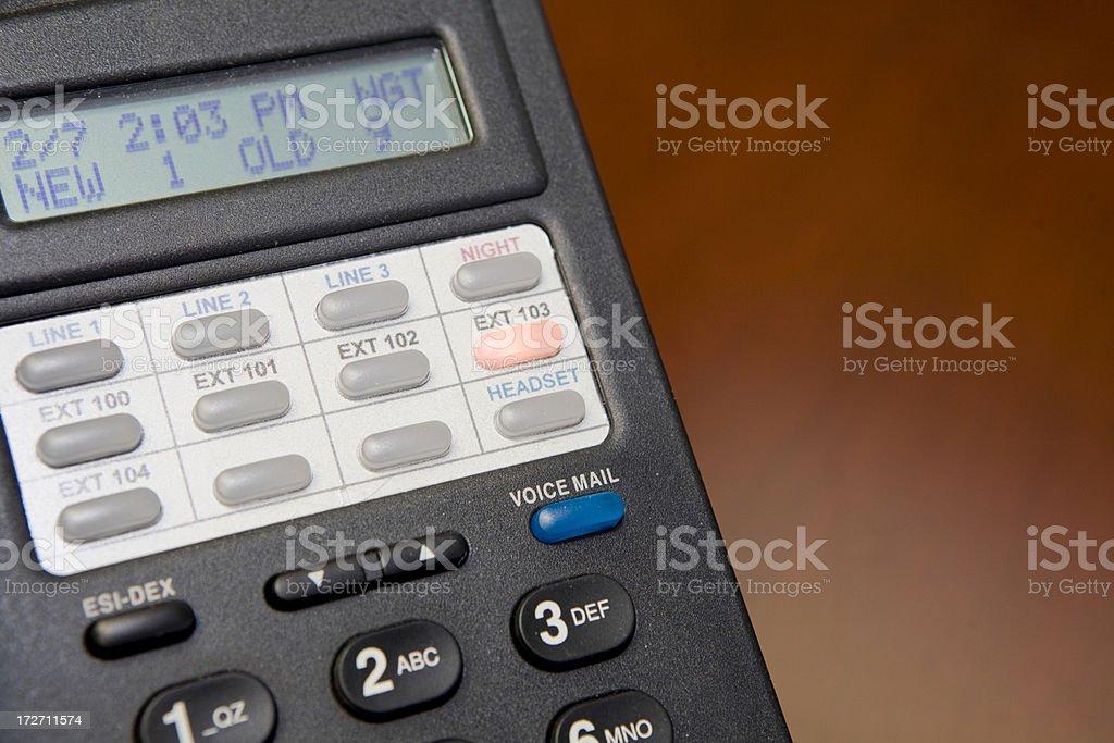 Too Many Calls stock photo