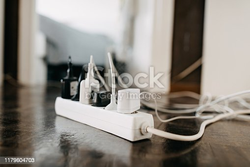 Too many wall chargers