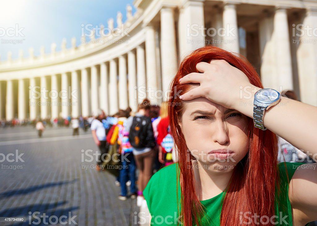 too much people stock photo