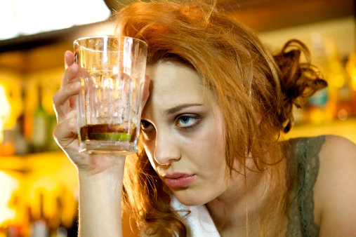 istock Too much to drink 182068761
