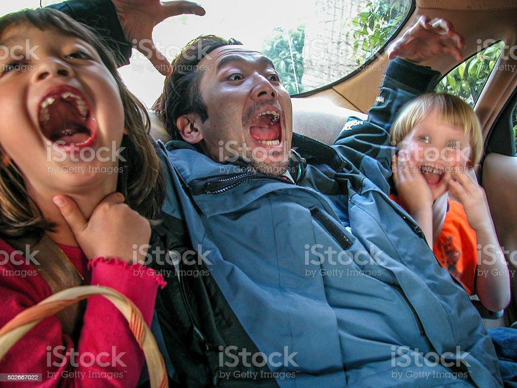 Too scary stock photo