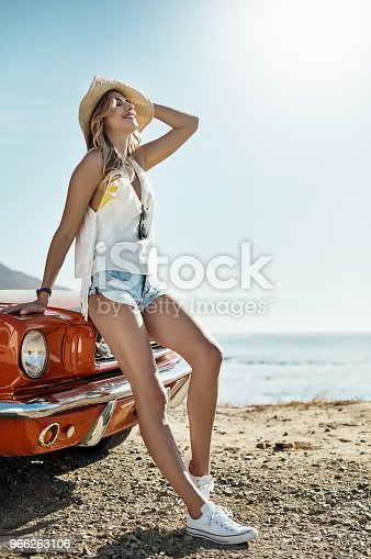 966263130 istock photo I took the scenic route today and loving it 966263106