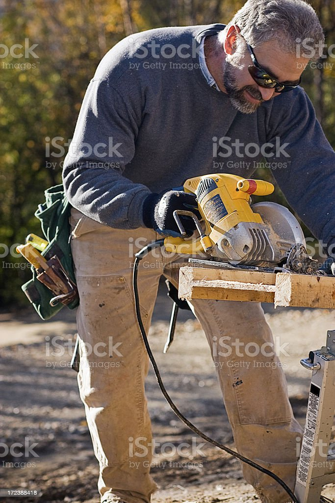 tool man royalty-free stock photo