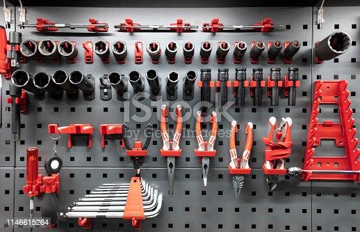Professional repair tools