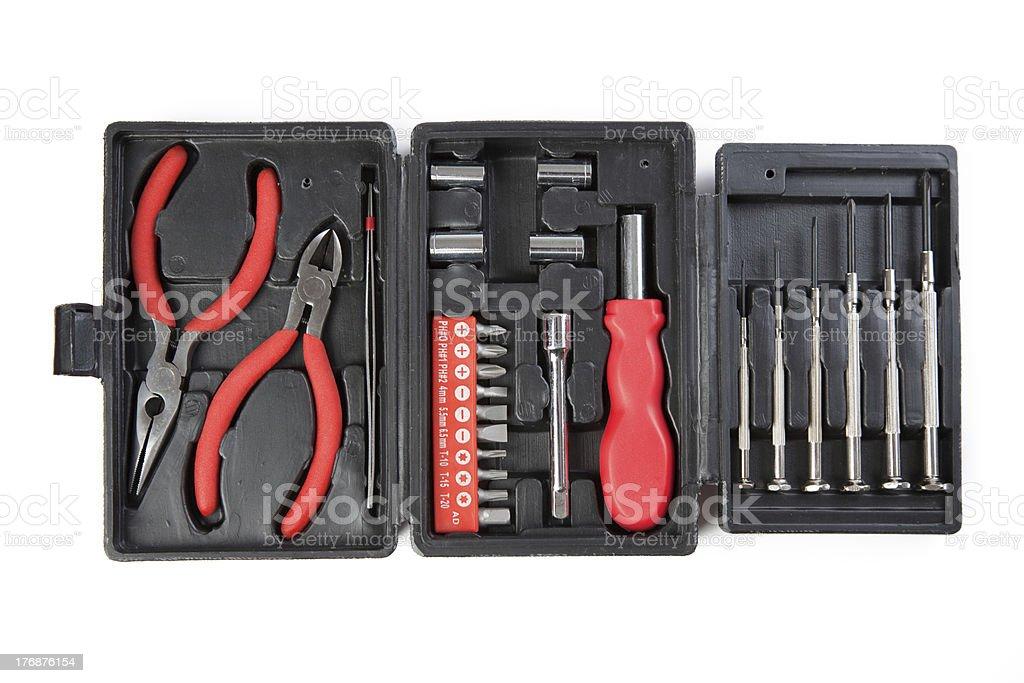tool set royalty-free stock photo