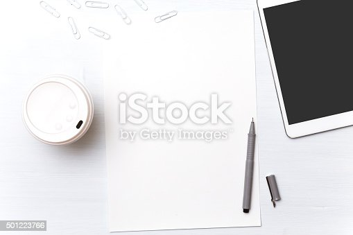 istock Tools designer. Background for text and graphics 501223766